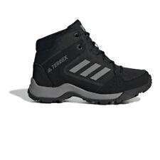 adidas Boys TERREX HYPERHIKER Boys's Hiking Boots Black Sports Outdoors