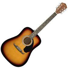 Fender Fa125 Dreadnought Acoustic Guitar - Sunburst. Instrument