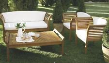 Lounge Set Malaga FSC Balkonset Gartenset Garten Terrasse Balkon Set Möbel Neu
