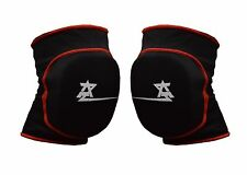 Az Mma Wrestling Knee Pads Guard Support Wraps Martial Arts Workwear-1504