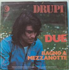 "DRUPI - DUE - BAGNO A MEZZANOTTE  -   7""SINGLE (F410)"
