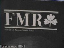 Rivista FMR FRANCO MARIA RICCI N 32 Haggadàk di Barcellona Giacomo Jaquerio di e