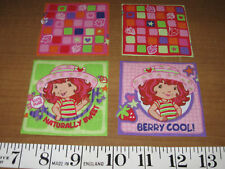 Strawberry Shortcake Fabric Iron On Ons Appliques (#4)
