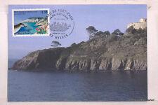yt 3057 FRANCE CPA   Carte Postale Maximum PARC DE PORT CROS
