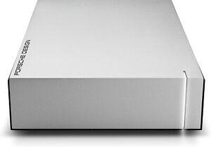 "LaCie 8 TB Porsche Design USB 3.0 Desktop 3.5"" External Hard Disk Drive PC Mac"
