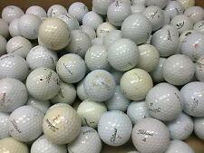 50 TITLEIST PRO V1 & PRO V1X PRACTICE GOLF BALLS