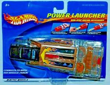 HOT WHEELS POWER LAUNCHER CONNECTS TO HOT WHEELS TRACK