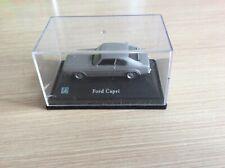 Old Grey Ford Capri Hongwell 1/43 Die Cast Car.