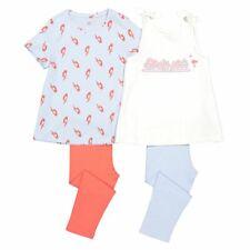 Lot de 2 pyjamas fille corsaire et tee-shirt coton LA REDOUTE taille 12 ans neuf