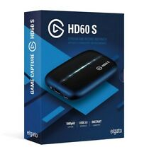 Elgato Game Capture HD60 S - Black brand new sealed