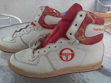 80,S VTG SERGIO TACCHINI LOS ANGELES HI TOPS SZ 10 BASKETBALL