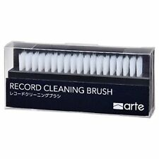 arte record cleaner cleaning brush Rc-B Japan new .