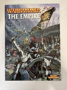 Warhammer Fantasy Battle: The Empire Book