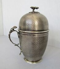 Antique Sterling Silver Turkish Cup