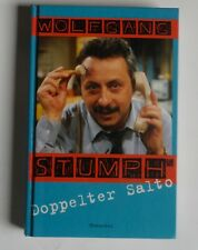 R40375 Wolfgang Stumph Doppelter Salto - Gebundene Ausgabe