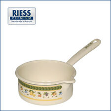 Saucepan with spout | 0.75L | Orchard | RIESS | Handmade in Austria