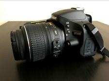 Nikon D5100 16.2MP Digital SLR Camera - With 2 Lens 18-55mm & 55-200