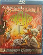 Dragon's Lair II: Time Warp Blu-Ray (Sealed) New