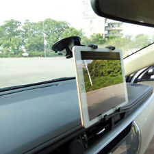 """360 Rotating Universal Car Windshield Mount Holder Stand For iPad 7-10.1"""" Tablet"""