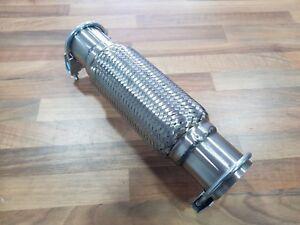 ALFA ROMEO 147 1.6 16v Exhaust flexi Repair section cat flex pipe 2001-2010
