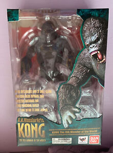 Bandai S.H.MonsterArts KING KONG The 8th Wonder of the World (US)