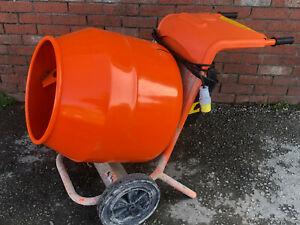 Belle Mixer Drum For Sale Ebay