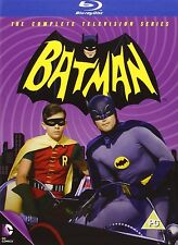 BATMAN Complete Original Adam West TV Series 1 2 3 1960s Collection NEW BLU-RAY