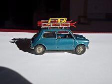 Innocenti  Mini-Minor--con sci---Mebetoys -A 61- -Mint--