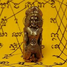 Phallus Penis Paladkik Thai Amulet Buddha Yant Talisman Luck Rich Protect #06
