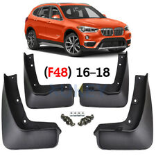 4Pc For BMW X1 F48 2016 2017 2018 Splash Guards Mud Flaps MudGuards Front Rear