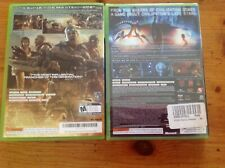 XBox 360 X COM enemy unknown and Gears of War 3 (Microsoft Xbox 360, 2011)