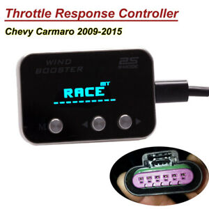 Pedal Booster Commander Throttle Response Controller for Chevy Camaro 2010-2015