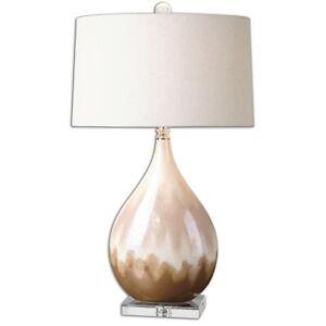 Uttermost Flavian Glazed Ceramic Lamp - 26171-1