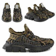 Baskets Homme Camo Camouflage Fitness Toocool 666-8