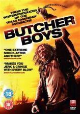 Butcher Boys horror thriller dark nasty sick torture gore demented cult graphic
