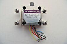 Micro Lambda Yig Oszillator