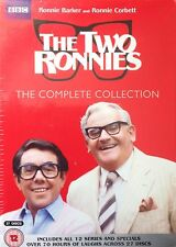THE TWO RONNIES - THE COMPLETE COLLECTION [2016 RELEASE] [DVD]