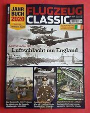 Flugzeug Classic Jahrbuch 2020 Luftschlacht um England ungelesen
