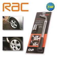 RAC Telescopic Wheel Nut Wrench 17 & 19mm - Car Van Brace Breaker Bar 370-550mm