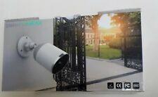 2 Security IP Camera WIFI 1080p HD Outdoor IP66 Smart PIR Motion Audio Wireless