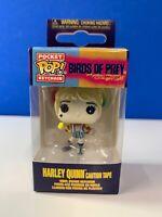 harley quinn-pocket pop keychain-FUNKO-portachiavi-birds of prey