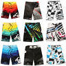 Men's Quick Dry Swim Summer Beach Pants Surf Board Casual Shorts Pants 30-38