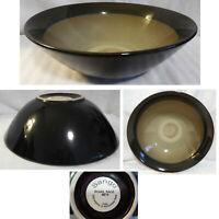 "EXC Set of 4 Sango Roma Sage 4814 Stoneware 7 3/4"" Soup Salad Cereal Brown Bowls"