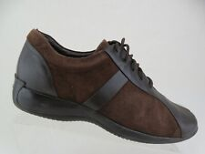 GEOX Lace-Up Brown Sz 9 (42 EU) Men Oxfords