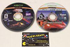 Zoom de habitación & proyecto Gotham Racing 2-Original Xbox disco solo juegos #196
