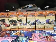 Dragon Ball Z WCF 30th Anniversary The Historical Characters Vol 1 Us Seller