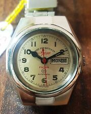 GENUINE VINTAGE SWISS MADE WEST END LADIES AUTOMATIC D/DATE WRIST WATCH SO-1253