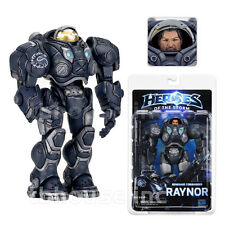 JIM RAYNOR figure STARCRAFT blizzard HEROES OF THE STORM cmc armor NECA SERIES 3