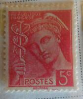 France 1938-40 Stamp 5c MNH Stamp StampBook1-44