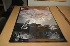 Mondo Style Print - Barret Chapman - Martin Scorsese Cape Fear Variant